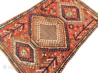 Kazak Sevan --- circa 1890 --- 105 cm. X 170 cm.