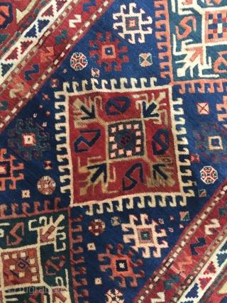 Kazak -- circa 1930 -- 147 cm. X 230 cm.