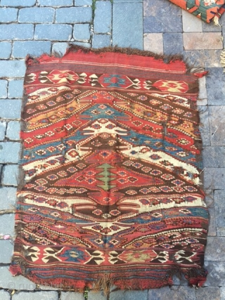 South-East Anatolian Mut or Ermenek kilim.