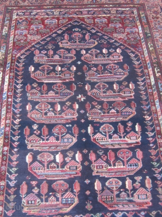 West Anatolian Kula Rug.130x180cm perfect condition.