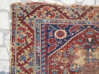Anatolian kula very old 18. century 145x135
