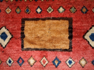 Rugrabbit note: This is a fake rug from about 2000. Stop posting it.