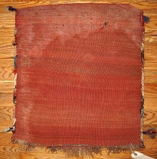 #1B329  Hand made antique collectible Caucasian Kuba bag 1.10' x 2' ( 59cm x 61cm) 1880 .C