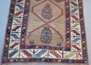 South Persian Rug in good condition.250 x 118 cm,