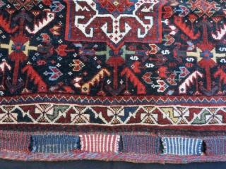 Khamseh bag face, 70 x 62 cm