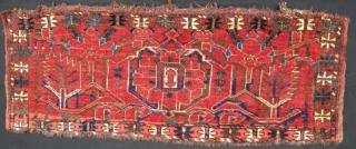 Antique Ersary torba, 110 x 43 cm