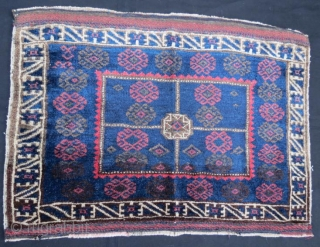 Beluch bag face in good condition .77 x 54 cm