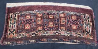 Turkmen Yamut Kepse gul Torba,83 x 40 cm