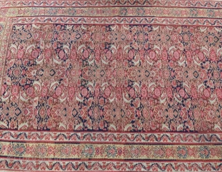Antique Persian Sine Kilim.205 x 123 cm