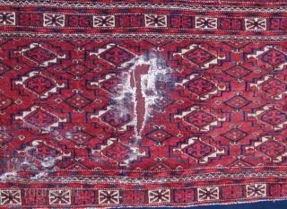 Tekke Torba , 125 x 53 cm
