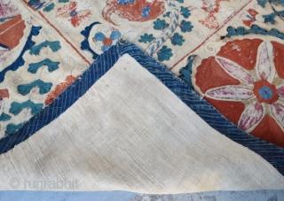 Central asian uzbek suzani,230 x 162 cm . www.eymen.com.tr