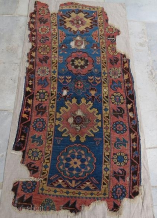 19 th century Dagistan Avar rug, 172 x 80 cm
