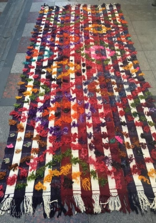 Anatolian Kurdish perde in good condition 
