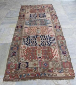 Anatolian Kilim ,330 x 140 cm