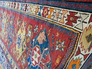 Caucasian Soumak late 19 century. 