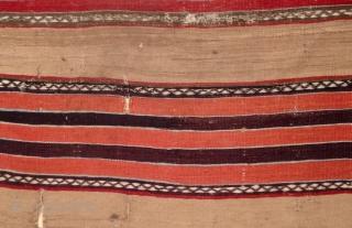 Anatolian kilim 75x360