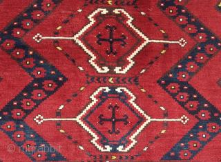 19.th century Beshir Cuval sıze 105x203
