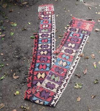 Anatolian kilim border 40x390cm