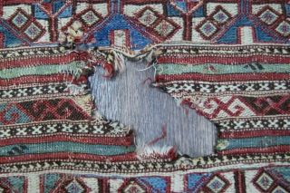 Anatolian cicim from ( Bergama )