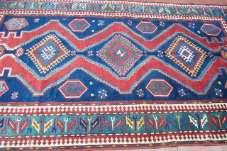 Kazak Size 270*180 small old repairs