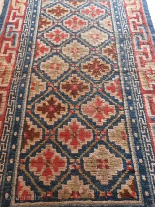 Old tibetan rug