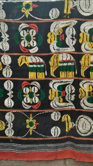 Hand woven vintage Naga shawl from naga tribe of khonoma village of Nagaland India ,the shawl is in good condition .