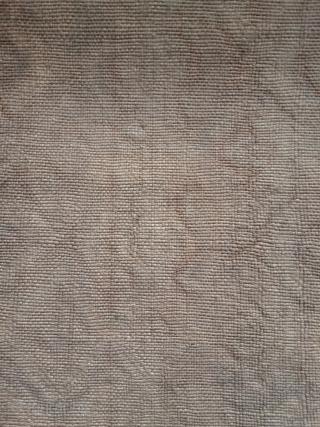 really very fine congo bakuba velvet panel of a good age ..