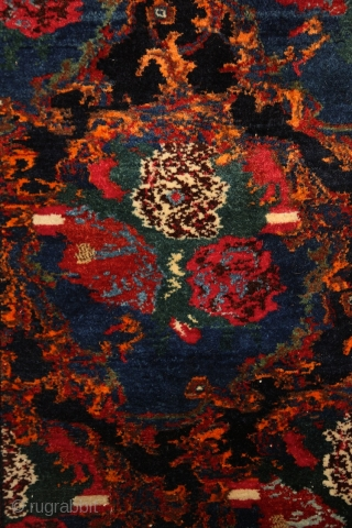 "Bidjar ""Gol Farang"" rug, ca. 1930, 210x140cm, extremly decorative, freshly washed, clean and ready to use. Please take a look around my other pieces: http://rugrabbit.com/profile/5160"
