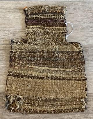 Antique Salt bag    11 x 17 1/2 inches Perrydavies.turkana@yahoo.com