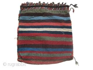 "Kurd bag, 2'3""x2'7"", Circa 1900"