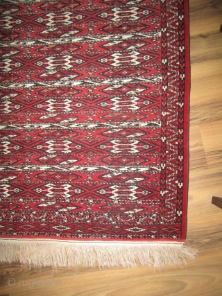 TURKOMAN YAMUT CARPET VERY FINE