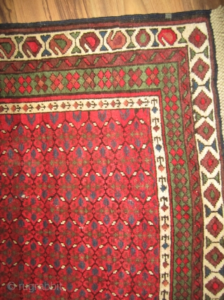 ZEHUR  DAGISTAN CARPET VERY FINE VERY NICE COLORS