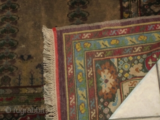 Flosch Prayer rug 19 th