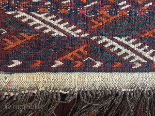 Antik Mauri Turkmen Carpet