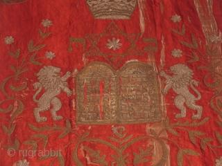 Jewish Antik Textile