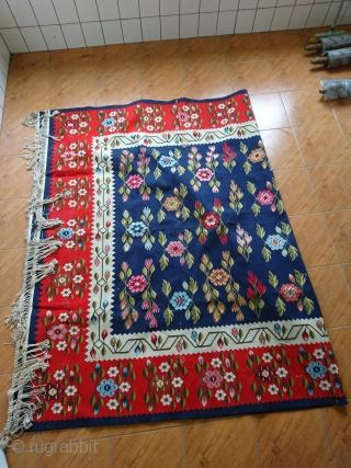 Romanian kilim