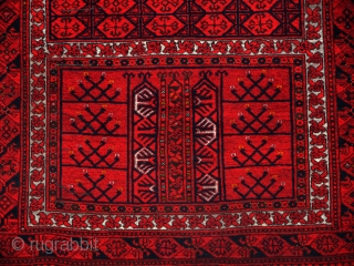 Tekke Hatchlu 7.5x5.3 feet