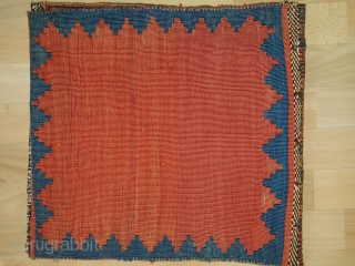 Sumak khordjin ghashgai, around 19th  Size 96x44 cm