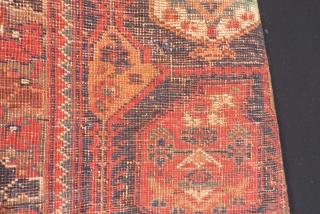 Antique Avşar bagface Size.70x45cm