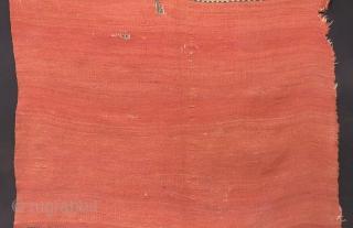 19th Century Anatolian Fethiye Kilim Size.146x128cm