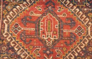 Antique Shiraz bagface Size.62x50cm