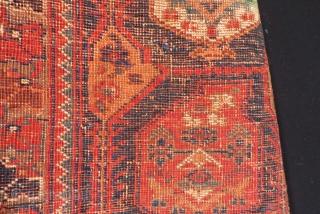 Antique Afshar bagface Size.70x45cm