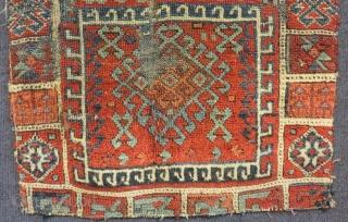 Early19th Century East Anatolian Sivas Yastık Size.82x62cm