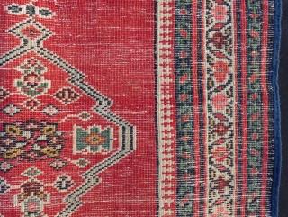 Antigue Persian Bag face Size.56x47 Cm