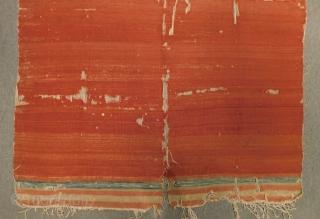 Early 19th Century West Anatolian Çal Kilim Size.200x130 Cm