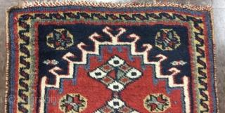 Antique Nord West Persian Bagface Size.58x50cm