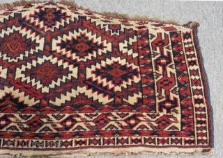 Antique Türkmen Yamud Asmalık Size:130x70