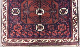 Antique Baluch Bagface Size.154x82cm
