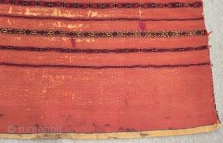 Antique Türkmen Yamud Cuval Size.120x82cm