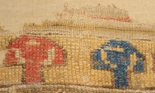 18th Century Central Anatolian Kapatokya Carpet Size.185x108cm